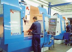 Workshop: Mecanització