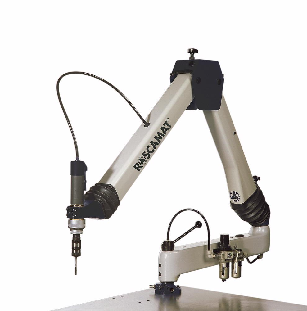 Roscamat 500 Pneumatic Machines Roscamat Drill Tap