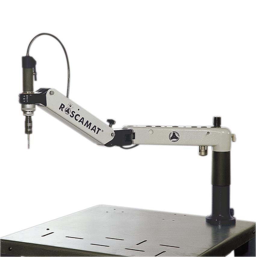 Roscamat 400 Pneumatic Machines Roscamat Drill Tap